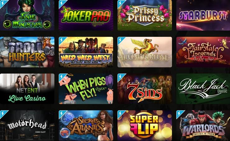 Prospect Hall Casino Games